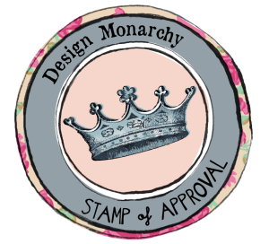 Design Monarchy - Stamp of Approval